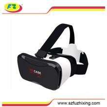 2016 nuevo mejor calidad radiación prueba auriculares 3D, cristal 3D, Vr caja, casco de realidad Virtual para películas en 3D, juegos 3D