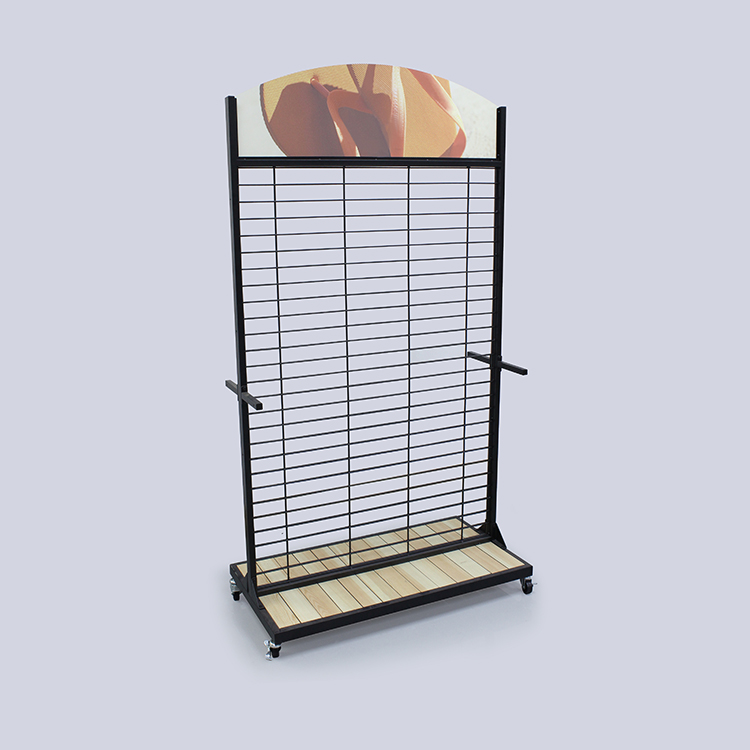 Big Size Customized Metal Shoe Display Racks For Stores