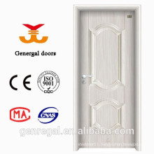 Economical white honeycomb core internal steel door