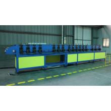 steel strip rail forming machine
