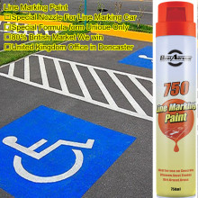 Line Marking Paint Spot Marking Spray Paint Road Marker Aerosol