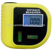 Ultrasonic Distance Meter with Bubble Level measure WH3010