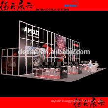 Aluminum exhibition Booth Product Factory Near the Shanghai New International Expo Center