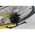 Poderoso 1500w roda traseira do cubo da roda do motor elétrico praia cruiser bicicleta