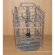 Counter Top Spinning Metal Hook Rack (PHY188)