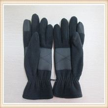 Fleece Touching Screen Gloves for Men