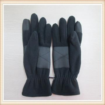 Fleece Touching Screen Gloves for Men
