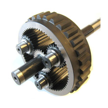 Precision Heat Treated Steel Gears Planetary Custom Service