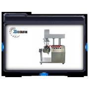 Máquina de vácuo emulsificação Mixer