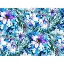 Модные Купальники Ткань Цифровая Печать АСК-052