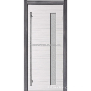 Modern Economic PVC Bathroom Door Design