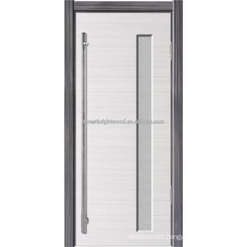Modern Economic PVC Bathroom Door Design