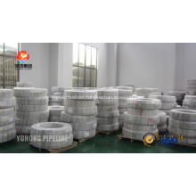 Stainless Steel Coil Tubing DIN 17458 EN10216-5 TC1 1.4301