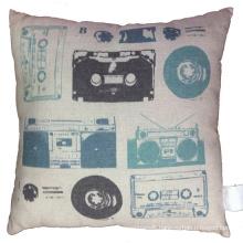 Print Linen Like Cushion (A21001)