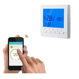 Thermostat programmable WiFi Thermostat intelligent maison