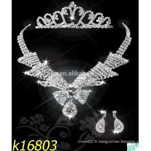 Nouveau collier de charme à chaud, collier bon marché