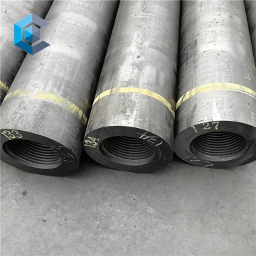 uhp 500mm EAF carbon electrode for arc furnaces