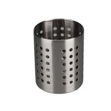Stainless Steel Flatware Cylinder Organizer