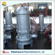 China Berühmte Wq Submersible Mine Pit Drain Pumpe
