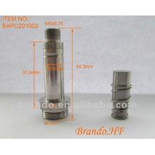 Tige de solénoïde de 10 mm de diamètre pour vanne solénoïde pneumatique