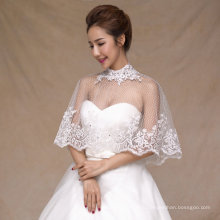 Robe de mariée en mousseline de soie Bridal Shawl Wholesale