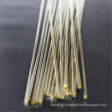 Brass Rods Brazing Alloys China Manufacturer Direct for Air-condition Refrigeration Heating Copper Welding Bar Soldering Sticks