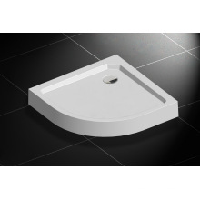 Floor Mounting Round Shape SMC Shower Tray