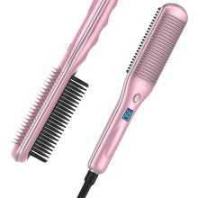 лучшая круглая кисть для выпрямления волос