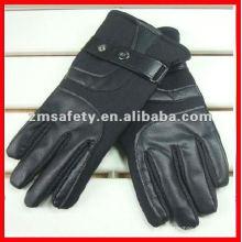 Guantes de vestir de cuero con diseño de conducción ZMA0149