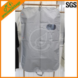 grey customized polyester garment suit bag
