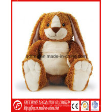 Microwaveable Heated Plush Rabbit Toy for Baby Gift