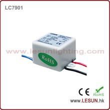 Hohe Qualität 3W Konstantstrom-LED-Treiber / Netzteil LC9701