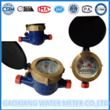 Multi jet dry dry type water meter