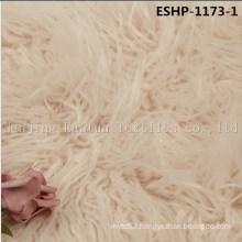 Long Hair Curly Artificial Mogolian Fur Eshp-1173-1