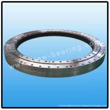 Engranaje interno del anillo de giro de la fila doble