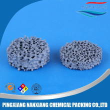 фильтр пены карбида кремния керамический для металлолитейного производства(глинозема циркония Зю)