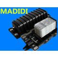 Fibra Óptica Cable Joint Enclosure - 144 Cores