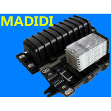 Fermeture de joint de câble à fibre optique -144 Cores