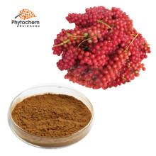 Enhance immunity organic dried Schisandrins berry powder schisandra chinensis extract