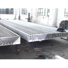 100% Pressure Test Fin Copper Tube Heat Exchanger