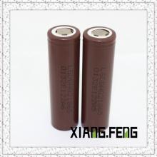 Pour LG Hg2 18650 Batterie contre LG He4 30A 3000mAh 18650 Batterie LG Hg2 Electronics 18650 Batterie pour PS4