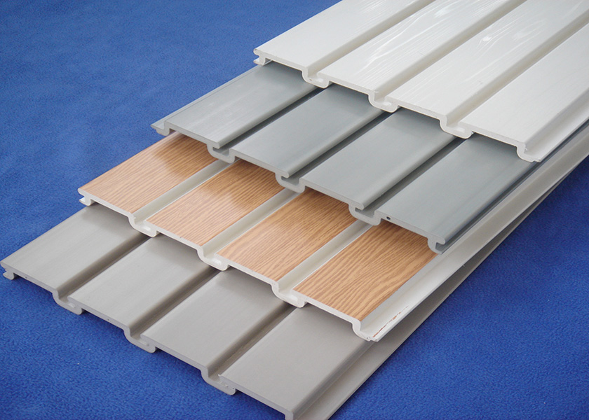 pvc storage wall panels