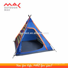 2019 hot sales cheap Outdoor Teepee Camping Tent