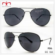 Gafas de sol de metal clásico y caliente de las ventas de la venta caliente (30037)