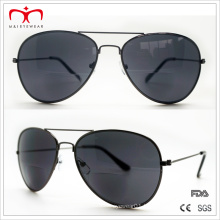 Classical and Hot Sales Bifocal Lens Metal Sunglasses (30037)