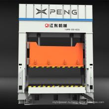 Чистовая обработка и регулировка штампа
