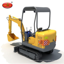brand new YG1.5-8 good hydraulic excavator