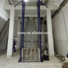 Heißer Verkauf 1 Tonne im Freien hydraulische Hubtisch