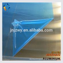 T651 6062 folha de alumínio 6061 usada em aeronave