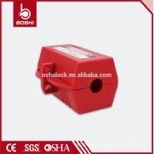 OEM Boshi Safety Rugged PP dispositifs de verrouillage électrique pour verrouillage de fiche ABS BD-D41